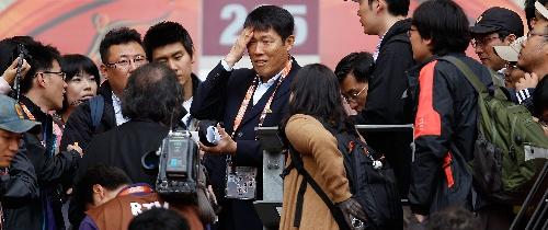 韩国著名球星车范根