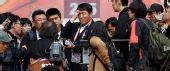 幻灯:韩国队备战世界杯首战 车范根现身被围观
