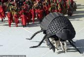 幻灯:世界杯开幕精选 甲壳虫现身曼德拉送祝福