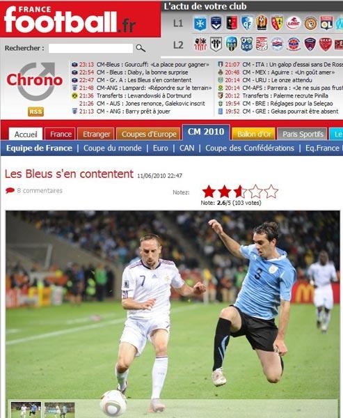 1-法国足球