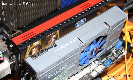GTX 465变身PhysX加速卡 搭档5970/5870实测