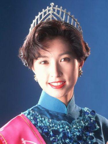 郭蔼明:美国南加州大学电机工程硕士肄业(差三个月毕业,因回港参选香港小姐而中断),当时港姐中学历最高的