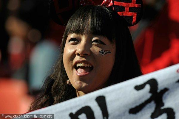 杀手:韩国战希腊美女比基尼v杀手幻灯敲锣打鼓球迷作品美女图片
