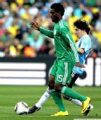 幻灯:世界杯首位90后球员 尼日利亚妖星PK梅西