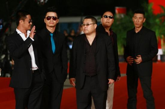 最范儿军团――《西风烈》剧组