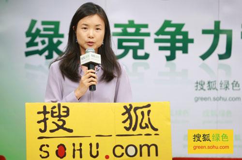 沈 莉  日产中国投资有限公司公关总监