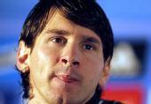 幻灯:阿根廷队召开发布会 清秀梅西吐舌显可爱