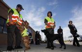 图文:洪都拉斯训练备战 现场安保