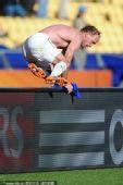新西兰VS斯洛伐克精选:球员裸体飞舞 里德绝杀