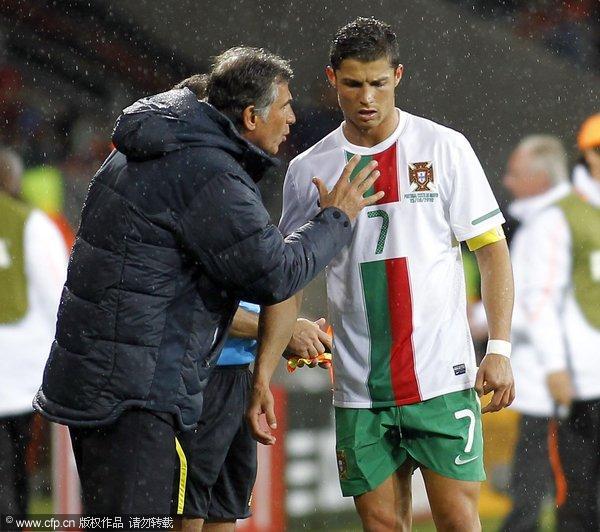 葡萄牙教练