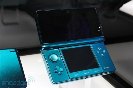 任天堂宣布裸眼3DS掌机