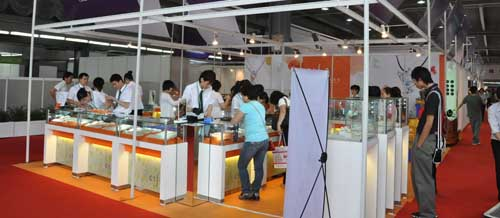 第7届广州国际黄金珠宝玉石展览会盛况