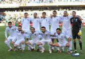 图文:希腊2-1尼日利亚 希腊首发球员合影