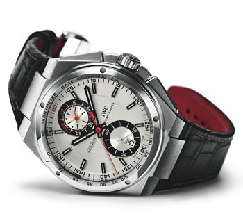 IWC  大型工程师DFB 特别版计时腕表,只限量生产250 杖,极具珍藏价值。