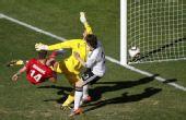 图文:德国0-1塞尔维亚 约万诺维奇绝杀