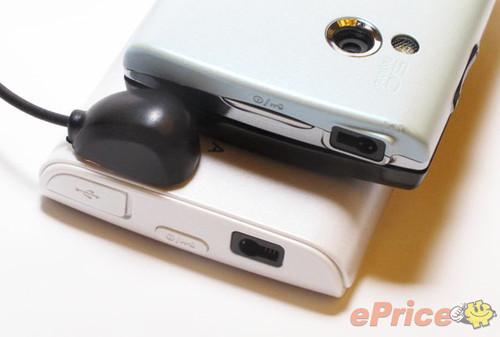 新概念美型手机 索尼爱立信X8火速体验