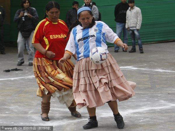 阿根廷死磕西班牙?