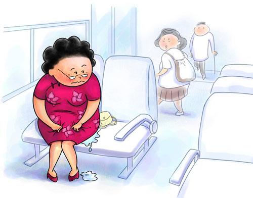 膀胱过度活动症中医是什么症状