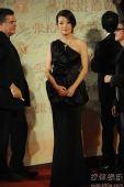 图:第13届上海电影节闭幕式红毯 评审赵薇