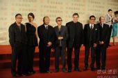 图:第13届上海电影节闭幕式红毯 金爵奖评审团