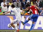 幻灯:巴拉圭里韦罗斯进球全回放 左脚怒射破门