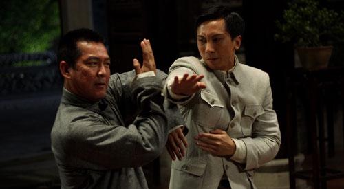 """电影movie 《叶问前传》 独家策划    作为中国""""南拳北腿""""中南拳代表图片"""