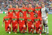 图文:葡萄牙7-0大胜朝鲜 葡萄牙队首发球员