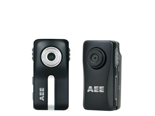 迷你DV之最 AEE新发布两款数码摄像机