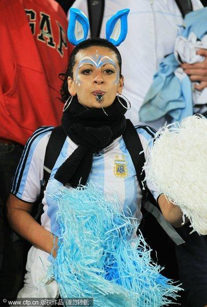 阿根廷版兔女郎