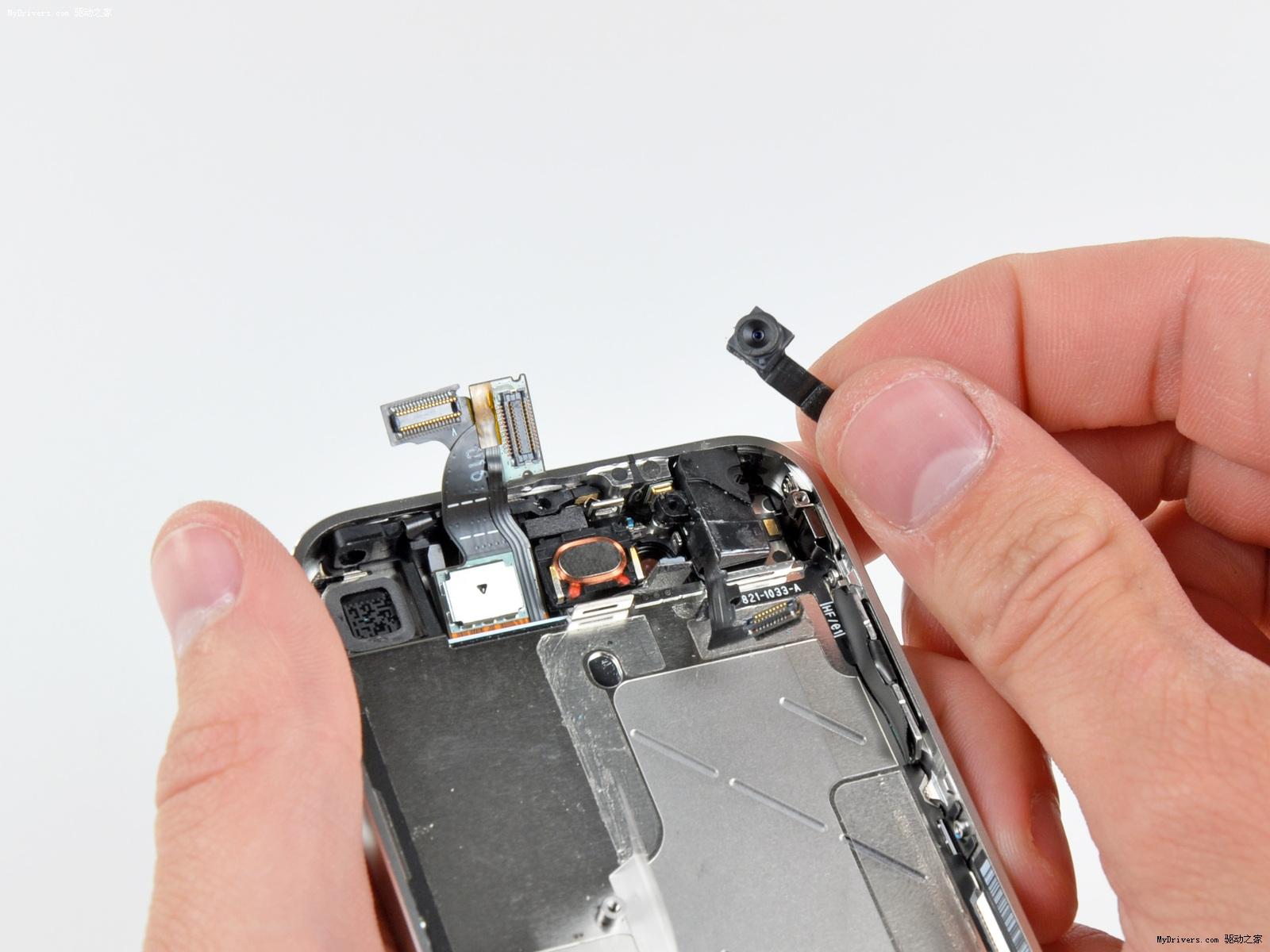 苹果/前置VGA副摄像头