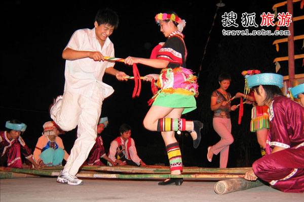 野三坡民族园旅游度假村