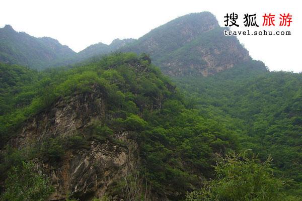 野三坡龙门天关旅游风景区