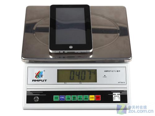 """""""迷你iPad""""仅999元 国美飞触平板评测"""