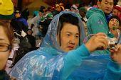南非世界杯之旅――6.14孙楠雨中看球