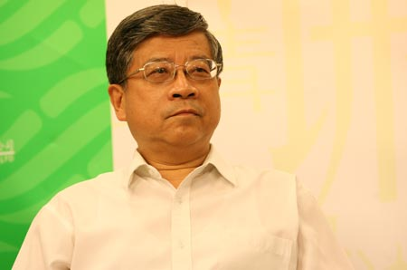 嘉宾:北京航空航天大学经济管理学院院长吴季松