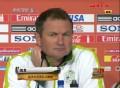 凯克:踢得不错为球员而自豪 祝贺英格兰得胜利
