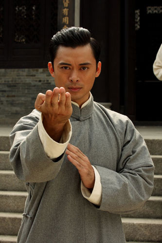 《叶问》系列三部影片皆有樊少皇