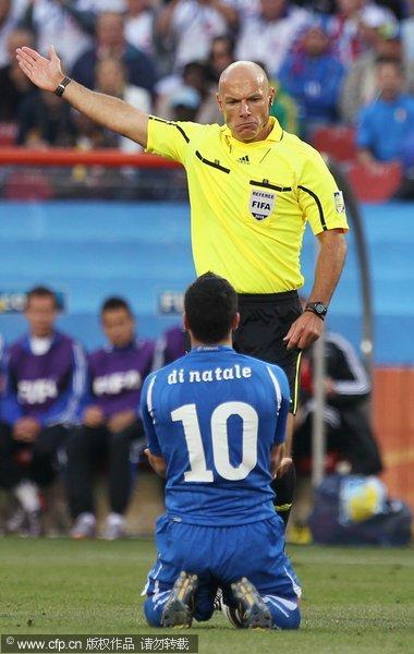 迪纳塔莱或许是意大利国家队近年来最为平民的10号(点击进入球员数据库)