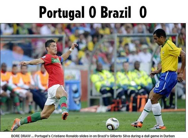 太阳报 巴西