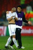 幻灯:韩国遗憾告别世界杯 车杜里掩面伤心痛哭