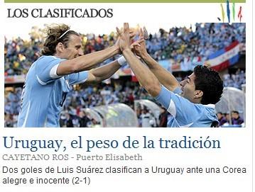 乌拉圭《国家报》