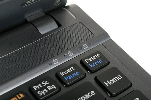 键盘指示灯
