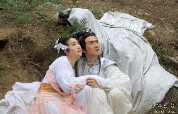任泉/许仙与白素贞患难相爱