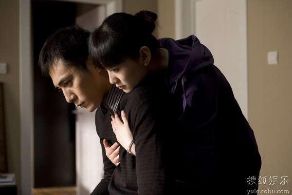 《无人驾驶》里刘烨与李小冉的情感危机