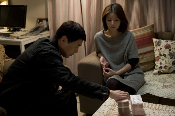《无人驾驶》里陈建斌与林心如故事曲折