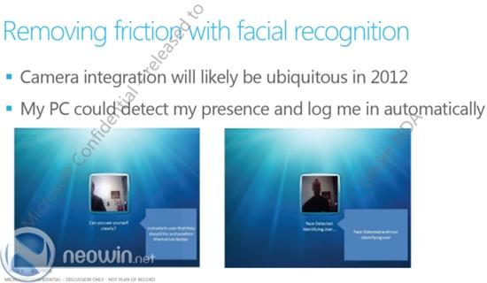 图解Windows 8人脸识别自动登录功能