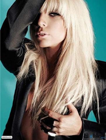 流行乐界的搞怪女王Lady Gaga排名第四,这是她第一次进入百大名单,一口气就冲到第四。