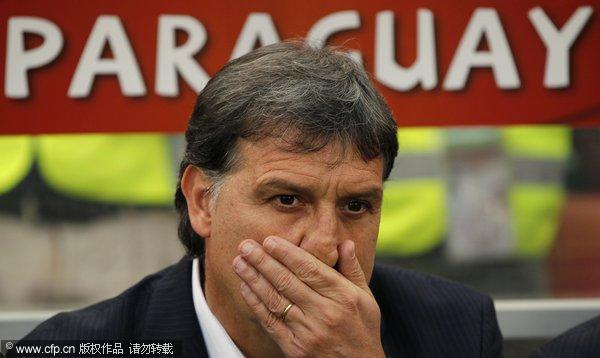 巴拉圭队主帅