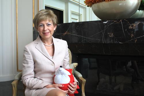 半岛酒店集团全球市场推广总经理 霍丽丝