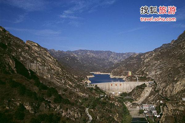 111国道上的翡翠 游青龙峡畅玩山水